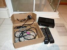 Zgemma Star 2S Twin Tuner Enigma 2 Linux IPTV Box in Good Condition