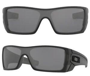 Oakley Sportbrille OO9101-35 Batwolf Black Iridium polarisiert OO53 H