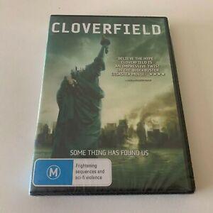 Cloverfield DVD Region 4 NEW