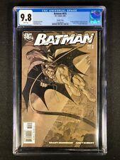 Batman #655 CGC 9.8 (2006) - Kubert Variant Cover 1:10