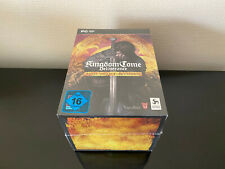 Kingdom Come Deliverance Royal Collectors Edition PC, NEU & OVP und Versiegelt