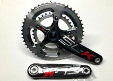 FSA SL-K Light carbon 110 BCD crankset. 50/34T, 175mm crank arms, BBRight NEW