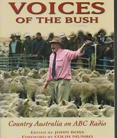 VOICES OF THE BUSH ON ABC RADIO 1ST EDITION 2001
