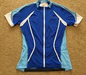 Gore Bike Wear SOXYGL OXYGEN Cycling Bike Jersey Shirt Top Women's Lady Sz M
