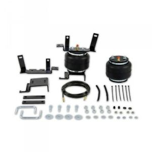 99-04 FORD F250/350/450/550 4WD FRONT AIRLIFT LOADLIFTER 5000 HELPER SPRING KIT.