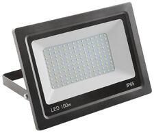 100W LED Floodlight, PRO ELEC, Stables, Car Park, Garage Light, 7000LM, IP65