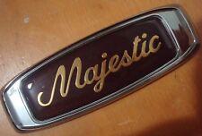 New Jaguar xj6 Majestic Fender Badge emblem wing motif no factory packaging