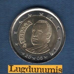 Espagne 2008 2 Euro SUP SPL Pièce neuve de rouleau - Spain