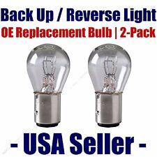 Reverse/Back Up Light Bulb 2pk - Fits Listed Pontiac Vehicles - 1157