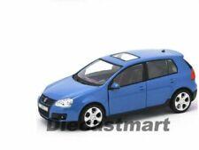 Auto di modellismo statico blu Cararama