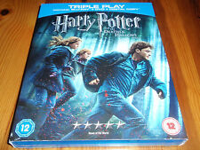 Harry Potter and the Deathly Hallows Part1 [Region Free] [BLU-RAY&DVD] [2010]
