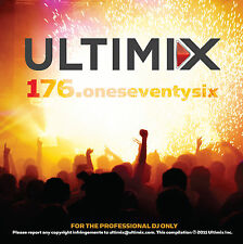 Ultimix 176 CD DJ Remixes Lady Gaga Taio Cruz Jessie J Avicii Pitbull J Cole Lo