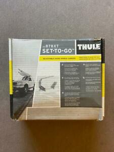 Thule Set-To-Go Kayak adjustable saddles #878XT - new in box, roof rack - $109+