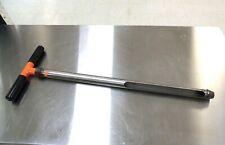 """Soil Sampler Probe 28"""" Stainless Steel Tubular T-Style Handle"""