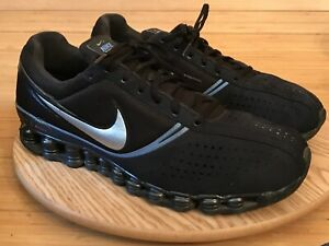 Nike Shox Suede Athletic Shoes for Men