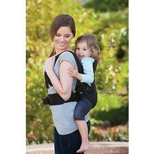Infantino Practical Flip Baby Carrier Toddler Rider Backpack Sling Black Hiking