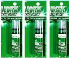 Lot Of 3~ICY BREEZE Sugar Free Instant FRESH Breath Drops 121/1B SPEARMINT