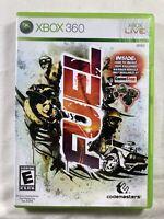 Fuel (Microsoft Xbox 360, 2009) Complete CIB