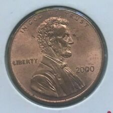 2000 Lincoln Memorial Cent - Wide AM Variety - AU/UNC