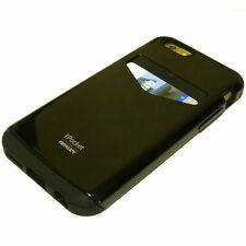 Plain Card Pocket Cases & Covers for iPhone 6