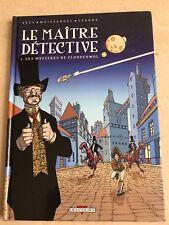 """BD """"LE MAÎTRE DETECTIVE - LES MYSTERES DE FLODDENWOL"""" - """"VEYS-WEISSENGEL-TEDONE"""""""