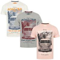 Mens South Shore Road Trip T-Shirt Summer Soft Cotton Crew Neck Short Sleeve Tee