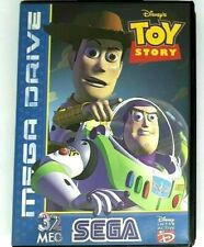 TOY STORY for SEGA MEGADRIVE 'RARE AND HARD TO FIND'