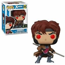 Funko GAMBIT #554 POP! X-Men Exclusive Limited Edition Bobble-Head Vinyl Figure