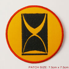 THE TIME TUNNEL - Irwin Allen Classic Series Logo Patch