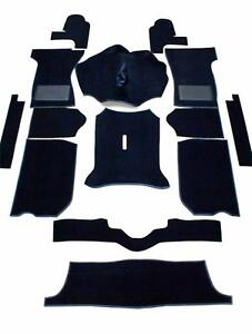 Replacement Car Carpet Set (Fits Triumph Spitfire MkII, MkIII, MkIV & 1500)