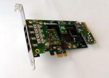 Sangoma A20207DE 4 FXS 14 FXO analog card w/ EC HW - PCIe