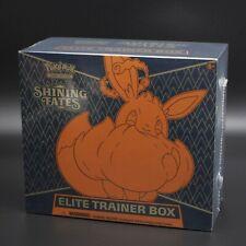 Pokemon Shining Fates Elite Trainer Box ETB Glänzendes Schicksal Englisch