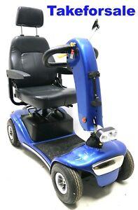 Elektromobil Shoprider DeLuxe TE GK 10 Elektrorollstuhl Rollstuhl TFS082