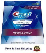 28 Crest 3D Whitestrips GLAMOROUS WHITE Dental Whitening Strips Safe Luxe 2019