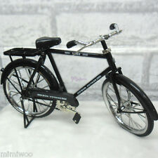1/6 Bjd Dollfie Momoko Blythe Pullip Doll Miniature Mini Classic Bicycle Black
