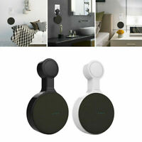 Wall Mount Holder Hanger Stand Grip For Google Audio Home Mini Voice EU/US plug