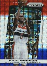 2013-14 Panini Prizm Prizms Red White and Blue Mosaic Card #27 Eric Maynor