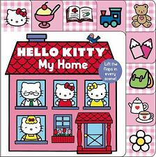 Hello Kitty - My Home by Roger Priddy