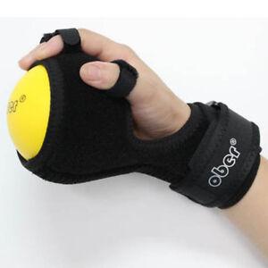 Hand Wrist Finger Exercise Grip Ball Stroke Finger Recovery Rehabilitation