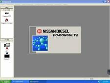 2005 - 2010 UD Truck with Hino Engine Consult-2 Diagnostics Software DVD