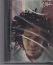 Maxwell-Embrya Minidisc Album Sealed