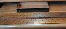 Vintage Lederer The Silent Dummy Boards Real Bridge For Two Wood Card Holders