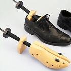 New Men Women Wooden Adjustable 2-Way Professional Shoe Stretcher Shaper Tree