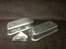VW Beetle Aluminum Valve Covers.  Bolt On Style With Hardware