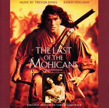 The Last Of the Mohicans-1992-Orig Movie Soundtrack- CD
