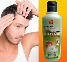 STOP HAARAUSFALL Haarwurzel Haar Haarverdichtung Haarwuchsmittel SHAMPOO NATURAL