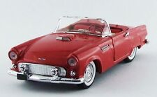 Rio 4491 - Ford Thunderbird cabriolet rouge - 1956  1/43