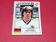 155 MATTHÄUS RFA BRD ESPANA 82 FOOTBALL PANINI WORLD CUP STORY 1990 SONRIC'S