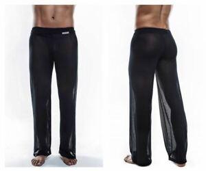 Joe Snyder JS30 Sheer Lounge Pants Color Black Mesh