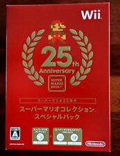 NINTENDO Wii 25th ANNIVERSARY Super Mario All-Stars - BRAND NEW!